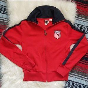 Puma Jacket / Tracksuit Jacket / Athleisure Wear